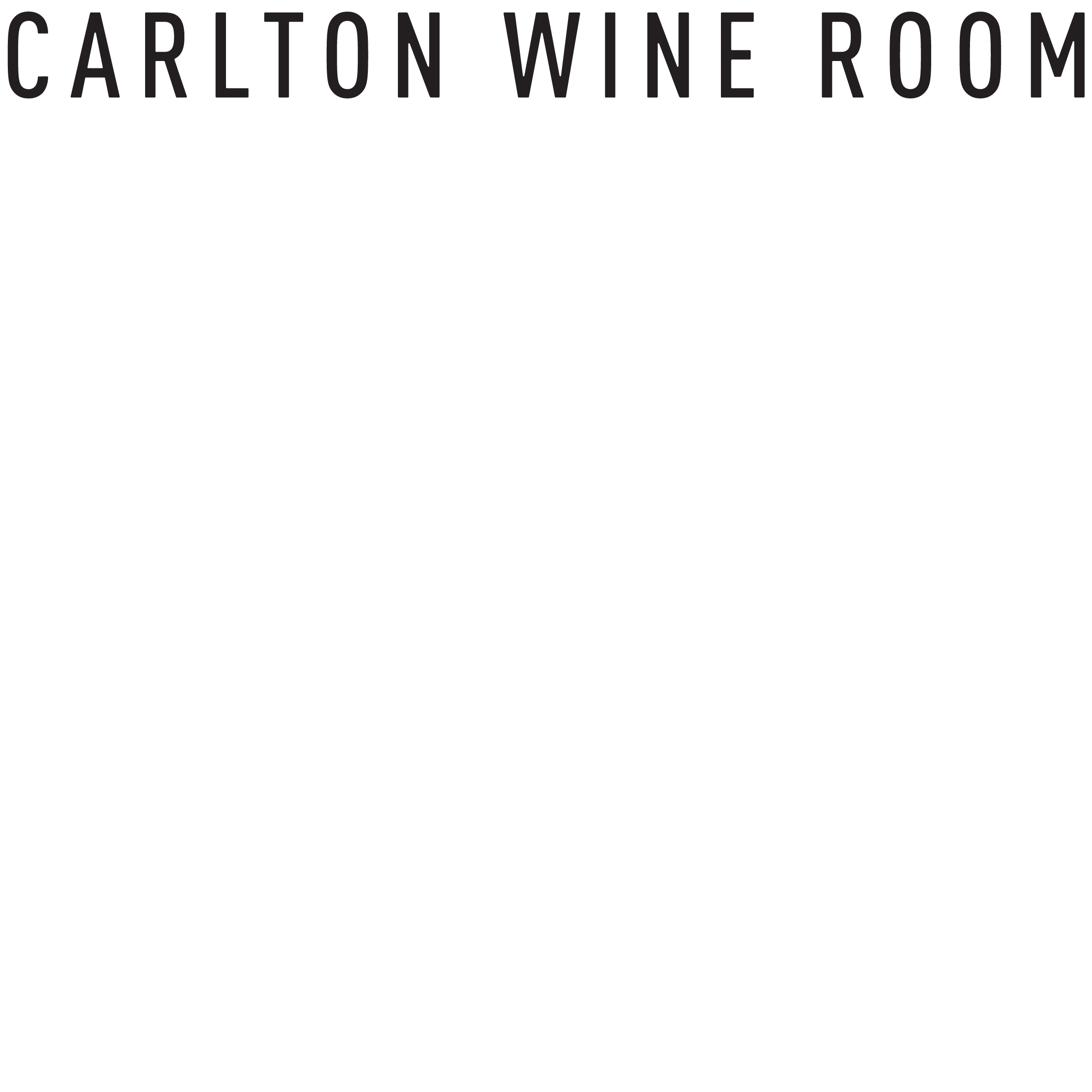 Carlton Wine Room