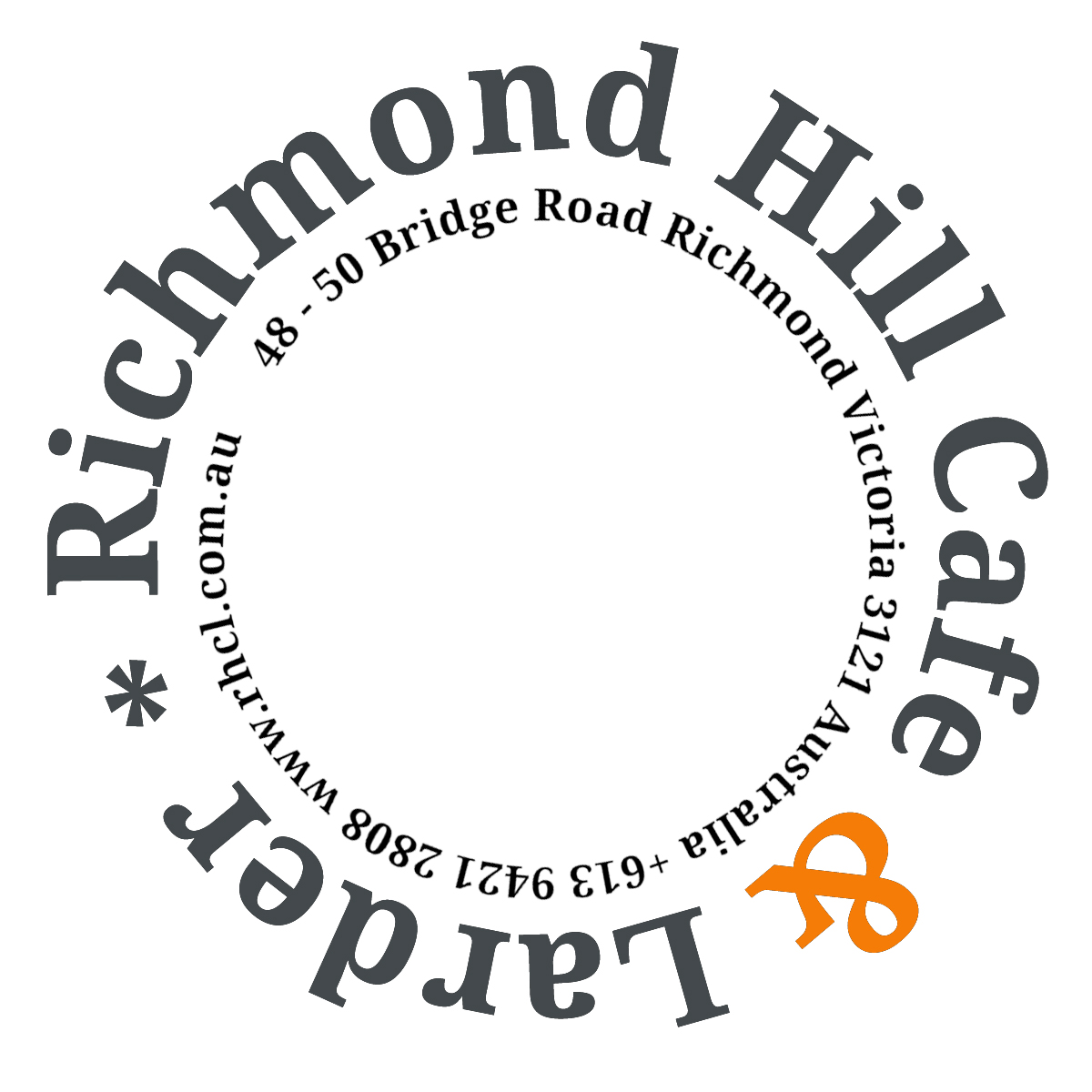 RICHMOND HILL CAFE & LARDER