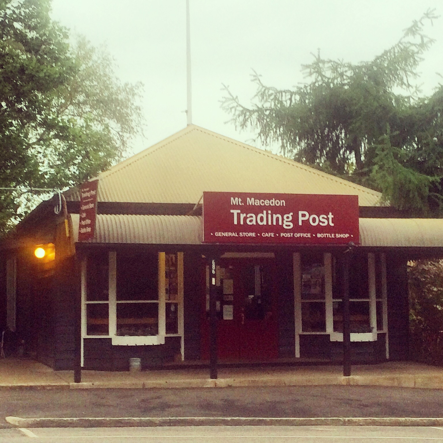 Mt Macedon Trading Post