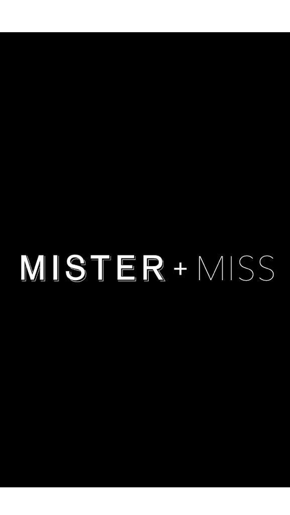 Mister and Miss Cafe