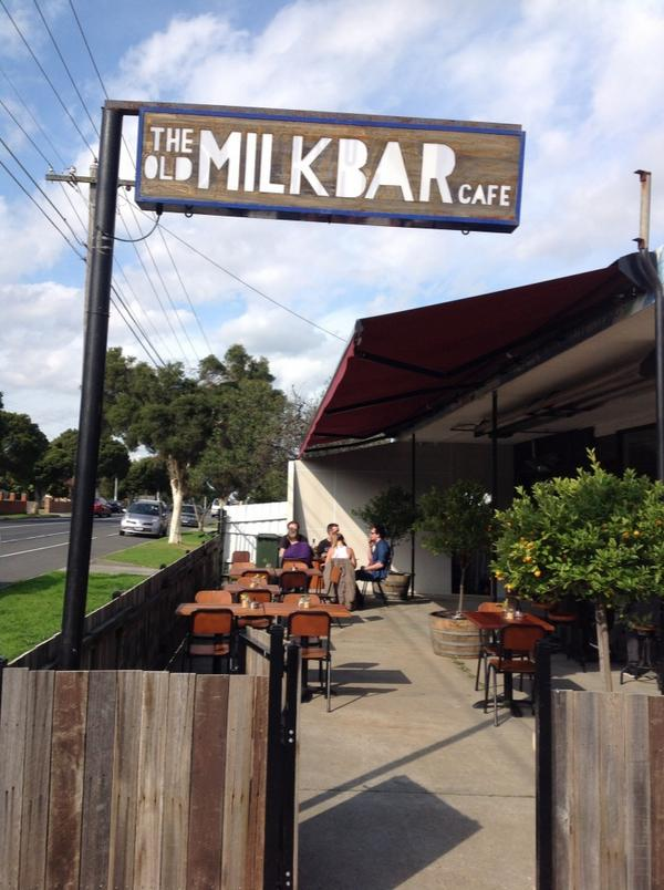 The Old Milk Bar Cafe