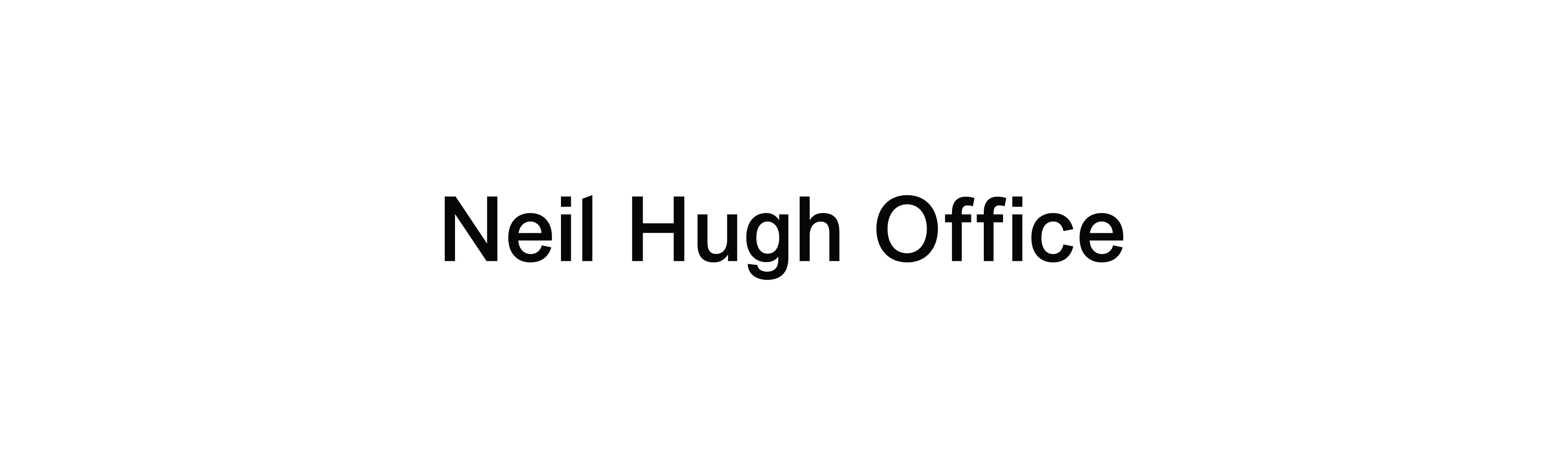 Neil Hugh Office