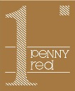One Penny Red