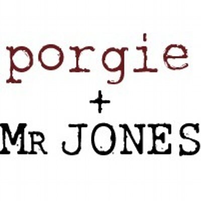 Porgie & Mr Jones