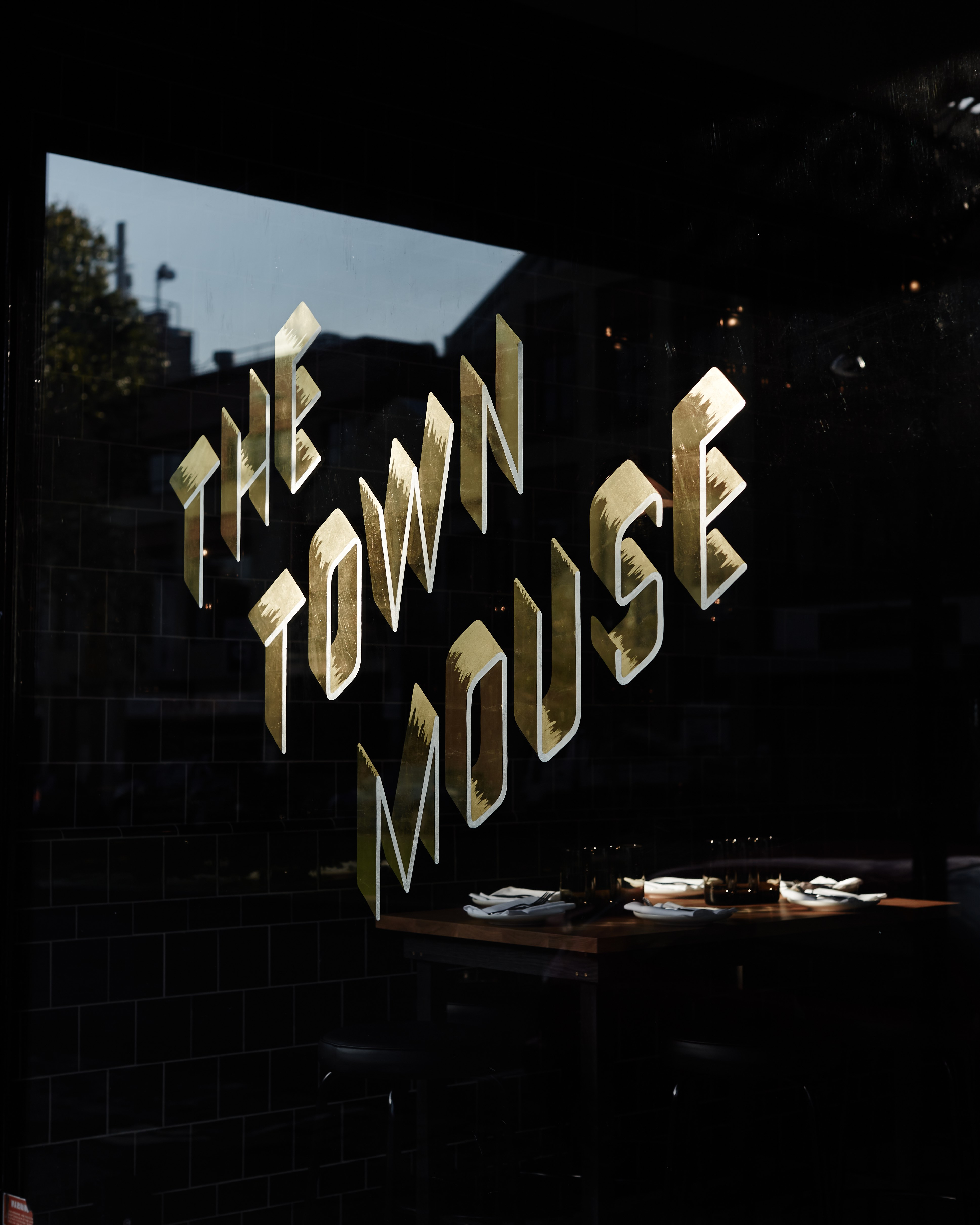 The Town Mouse